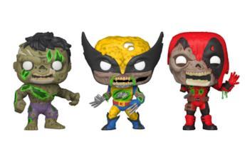 Marvel Zombie Funko