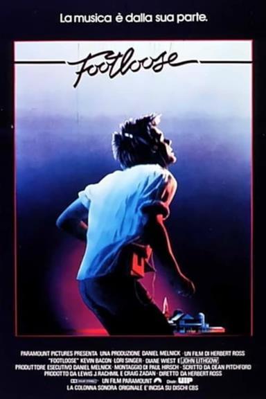 Poster Footloose