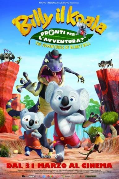 Poster Billy il koala