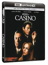Casino - 4K Ultra Hd  (2 Blu Ray)