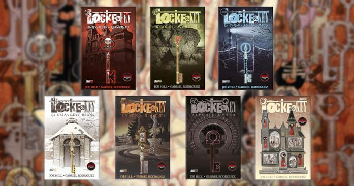 Locke & Key graphic novel