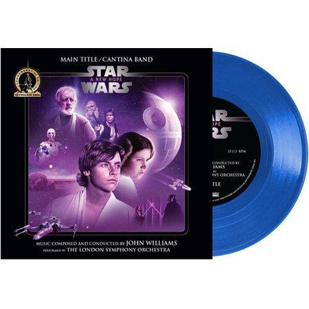 Star Wars A New Hope -Vinile singolo