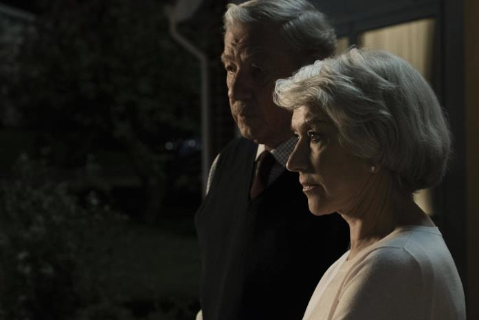 Ian McKellen e Helen Mirren