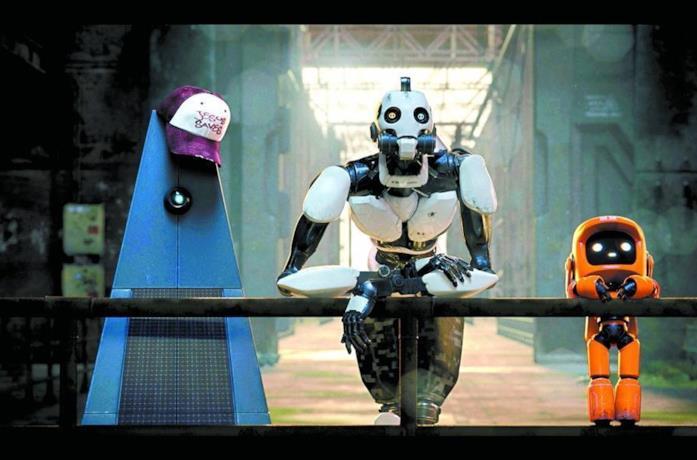 """I robot """"ammirano"""" una testata nucleare inesplosa"""
