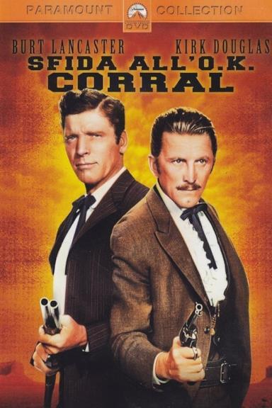Poster Sfida all'O.K. Corral