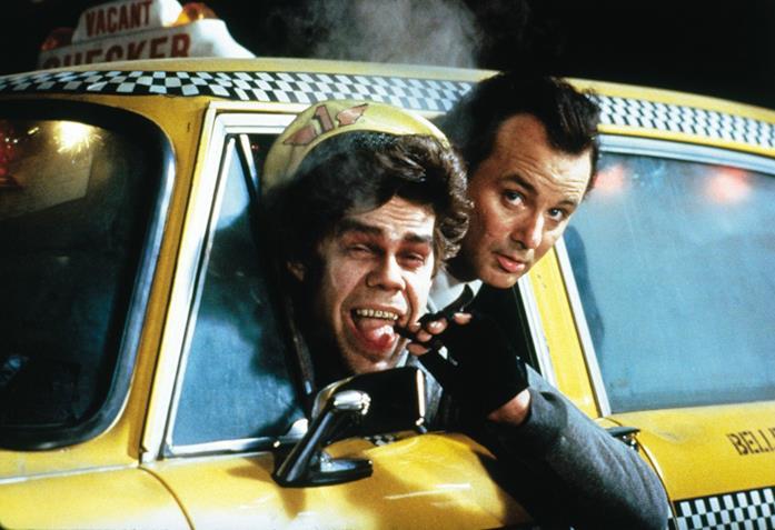 Bill Murray in una scena del film