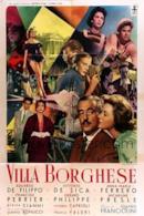 Poster Villa Borghese