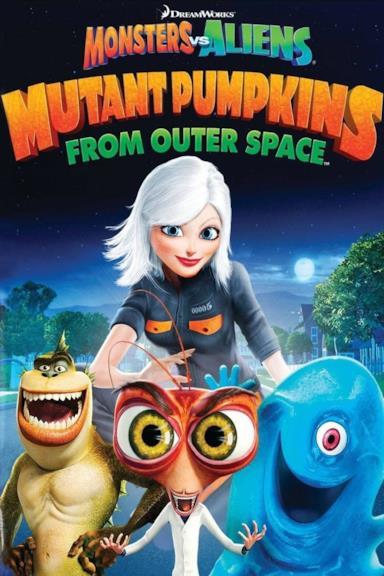 Poster Mostri Contro Alieni: Zucche Mutanti Venute dallo Spazio