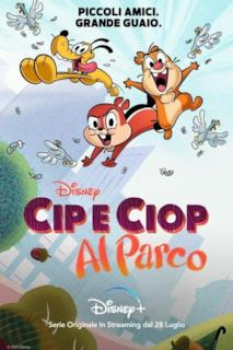 Poster Cip e Ciop al parco