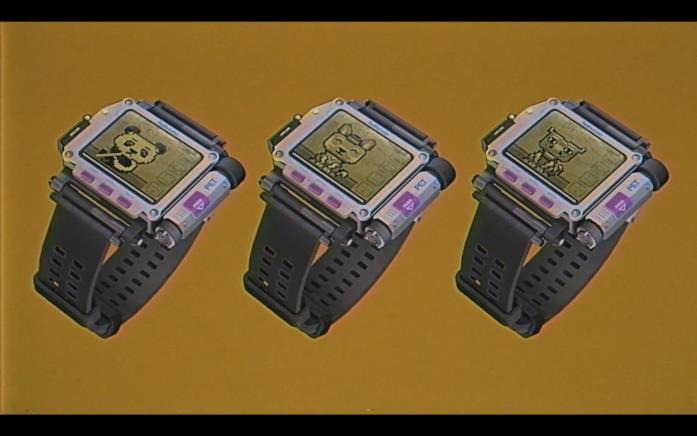 Immagine promozionale del Tomogunchi di COD Modern Warfare