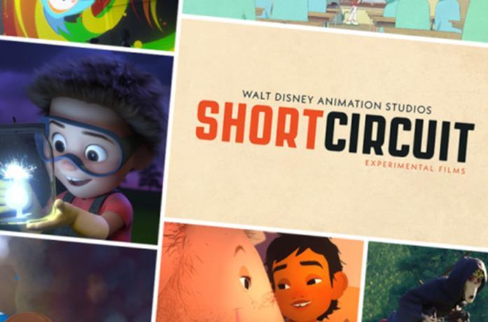 Short Circuit, la nuova serie di Disney+ composta da 14 corti animati sperimentali