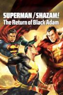 Poster Superman/Shazam!: The Return of Black Adam