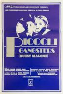 Poster Piccoli gangsters