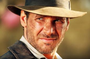 Harrison Ford è Indiana Jones