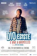 Poster Dio esiste e vive a Bruxelles