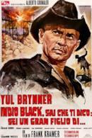 Poster Indio Black, sai che ti dico: Sei un gran figlio di…