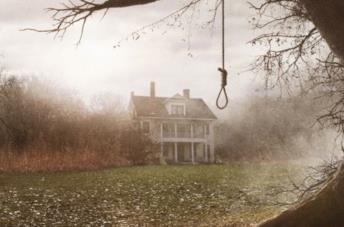 La casa del film The Conjuring