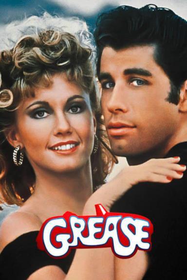 Poster Grease - Brillantina