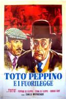 Poster Totò, Peppino e i fuorilegge