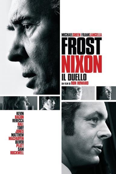 Poster Frost/Nixon - Il duello