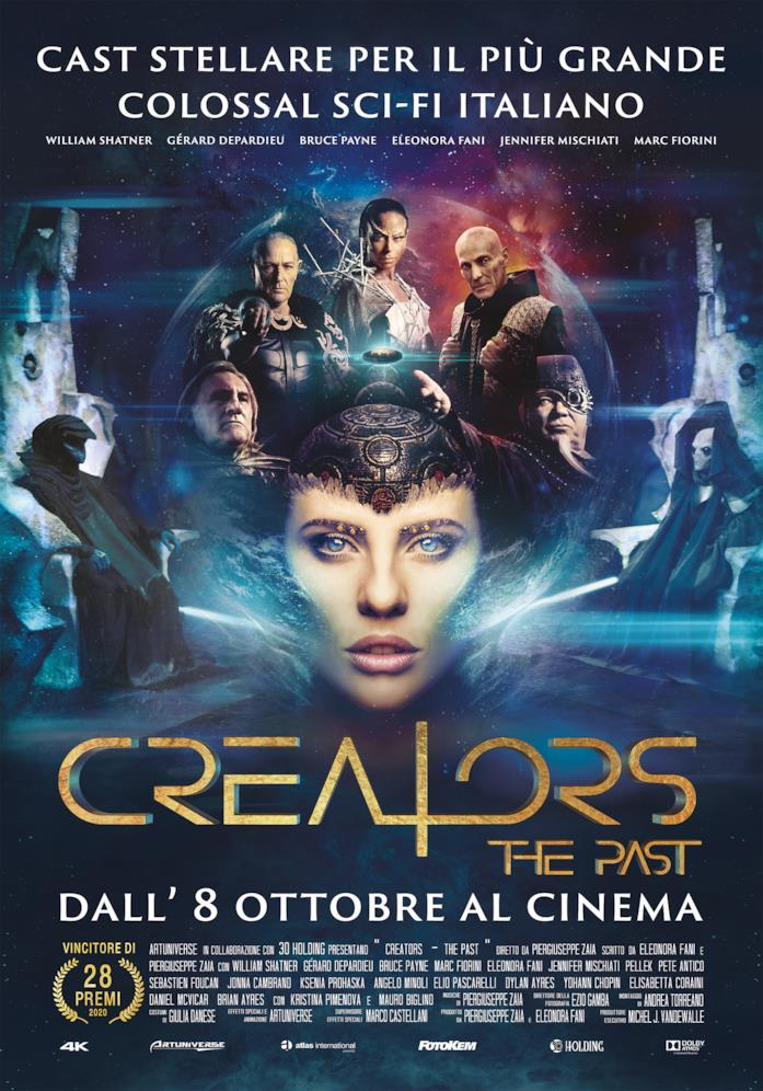 Il poster del film Creators - The Past