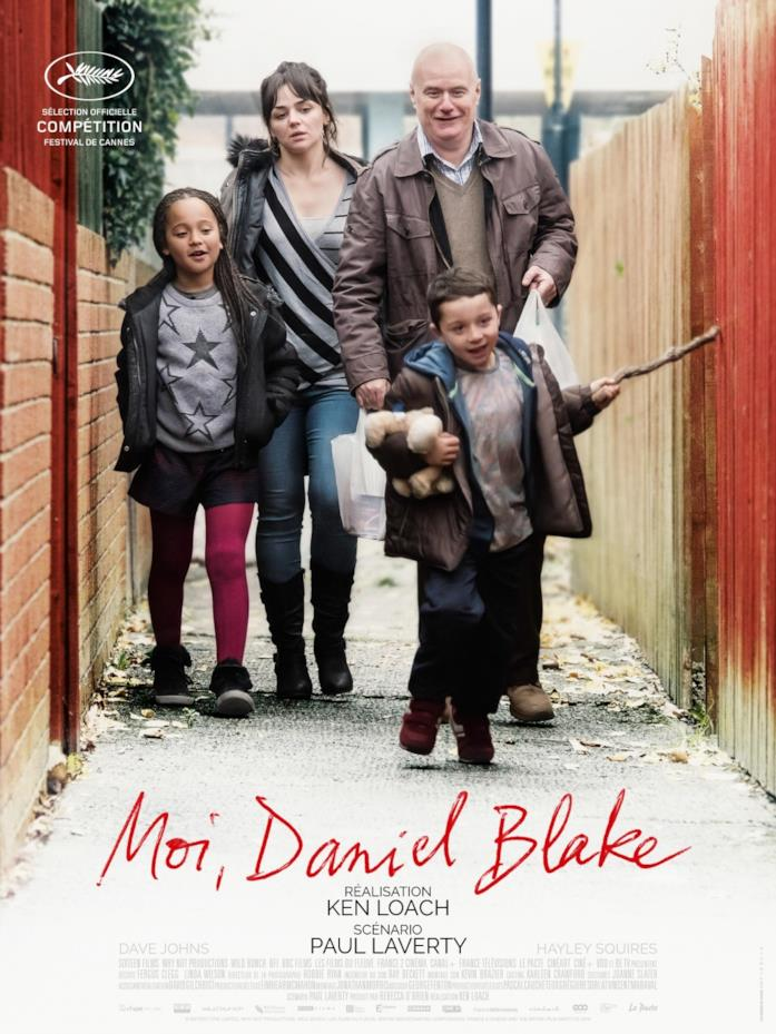 I, Daniel Blake, la recensione