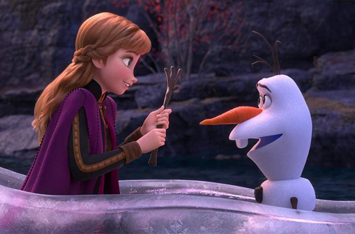 Anna e Olaf
