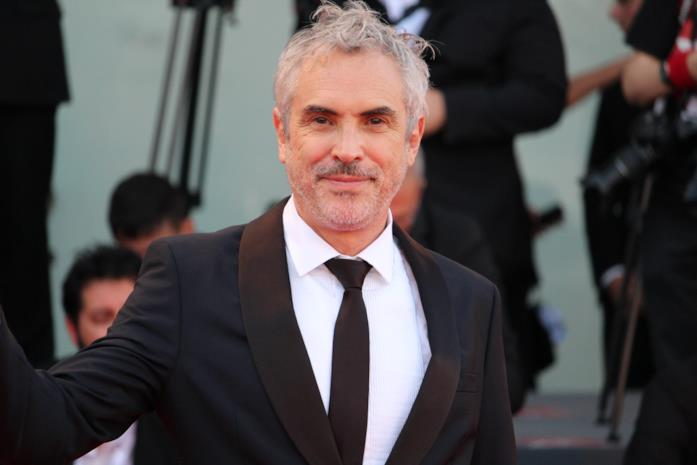 Alfonso Cuaron a Venezia 75