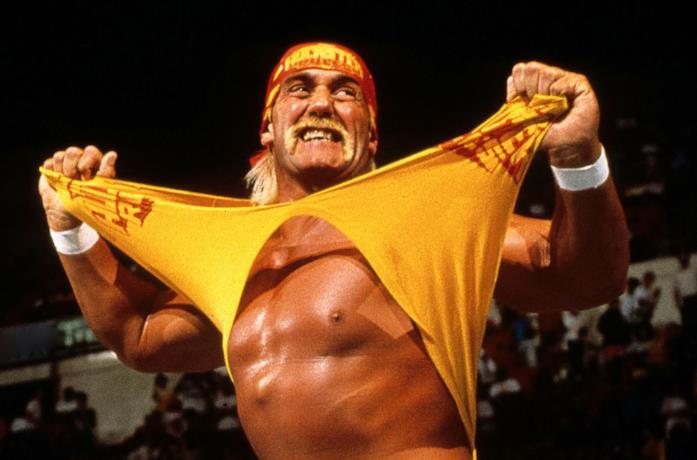 Hulk Hogan negli anni '80