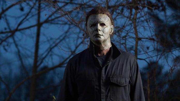 Michael Myers con la sua maschera