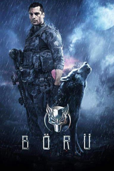 Poster Wolf - Boru