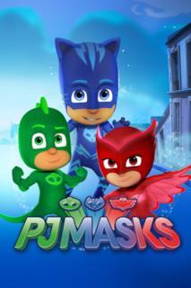 Poster PJ Masks - Super pigiamini