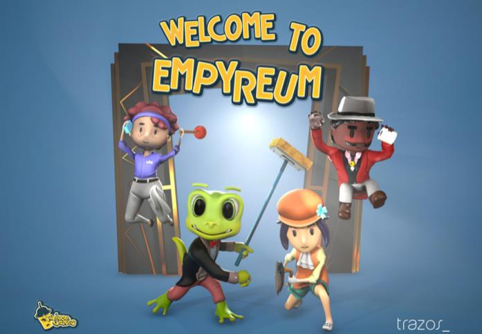 Welcome to Empyreum per PlayStation 5