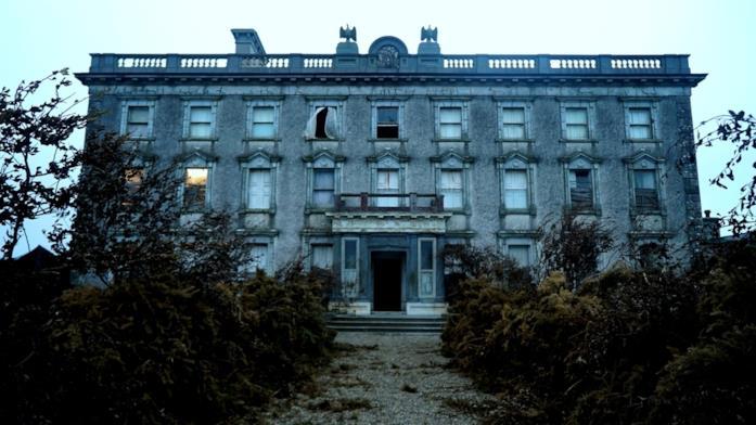 La dimora maledetta nota come Loftus Hall