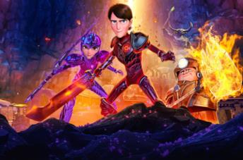 Trollhunters: I Difensori di Arcadia ci porta in una nuova avventura di Jim Lake