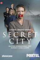 Poster Secret City