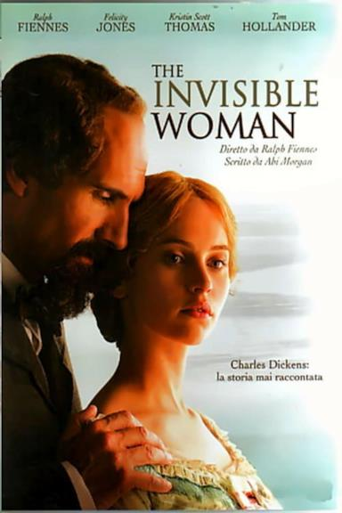 Poster The Invisible Woman