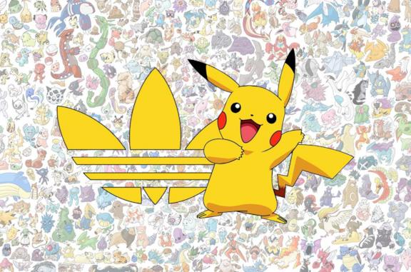 Sneaker Stan Smith Adidas x Pokémon