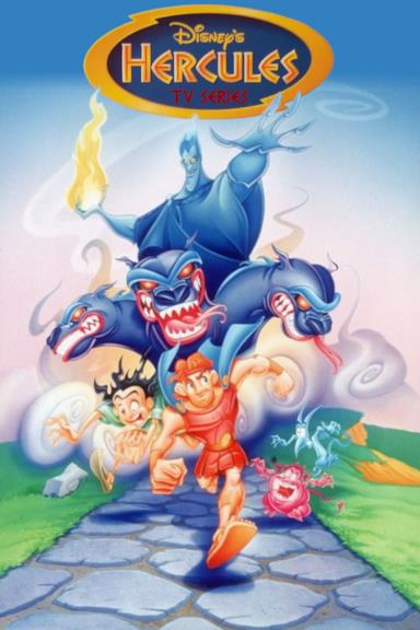 Poster Hercules - la serie animata