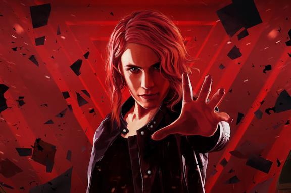 Immagine promozionale del videogioco Control