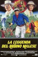 Poster La leggenda del rubino malese