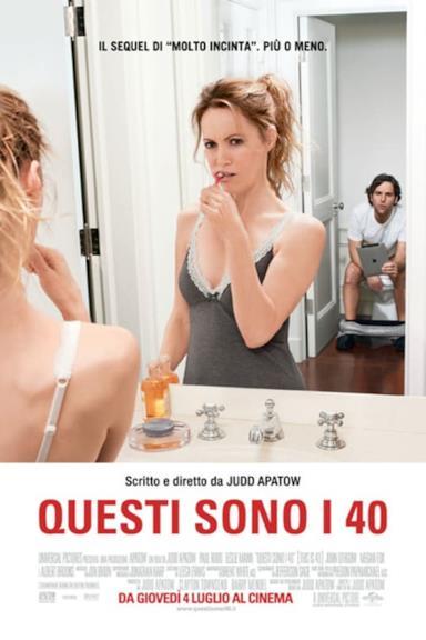 Poster Questi sono i 40