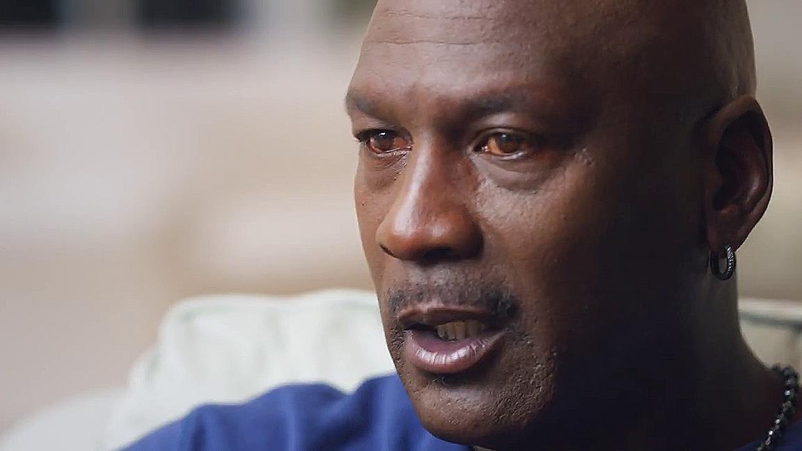 The Last Dance: il trailer della serie su Michael Jordan e i Bulls