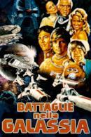Poster Battaglie nella galassia