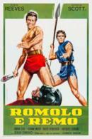 Poster Romolo e Remo