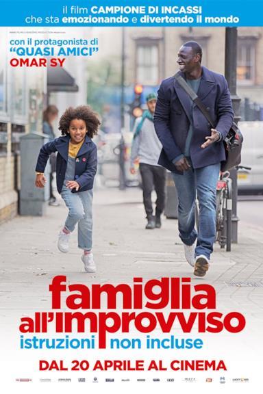 Poster Famiglia all'improvviso - Istruzioni non incluse