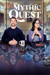 Poster Mythic Quest