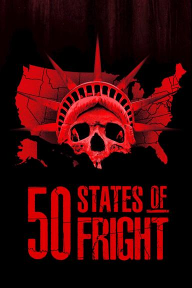 Poster 50 States of Fright