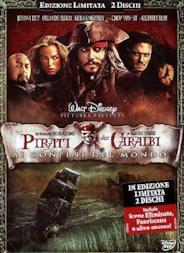 Pirati Dei Caraibi - Ai Confini Del Mondo (Limited) (2 Dvd)