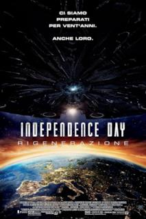 Poster Independence Day - Rigenerazione